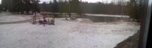 Pavasario sniegas