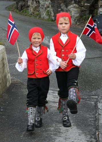 Vaikai iš Norvegijos