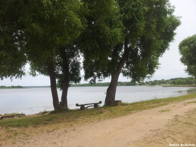 Relaksinė zona pakrantėje