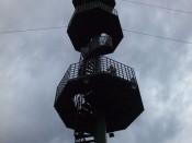 Sartų apžvalgos bokštas