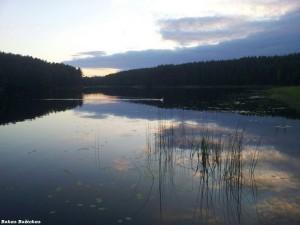 Agarinio ežeras