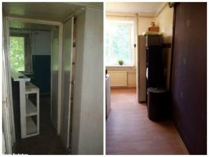 Virtuvė tada ir dabar