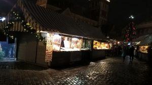Kalėdų miestelis Rygoje